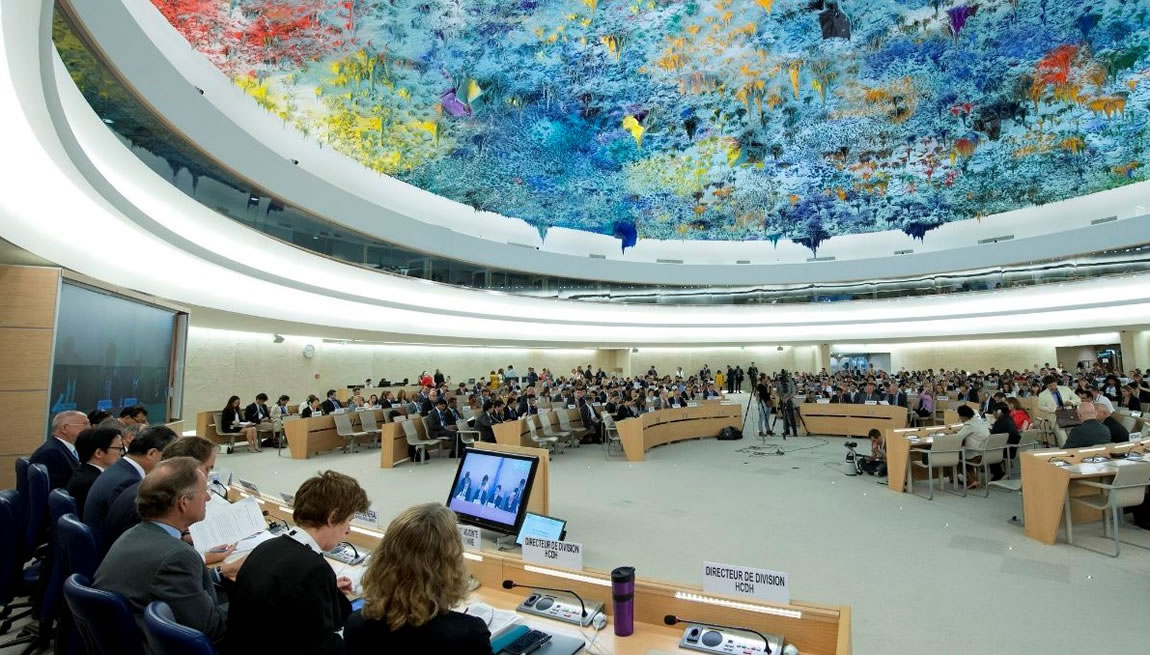 Latin America's «leader» on the UN Human Rights Council is a dictatorship