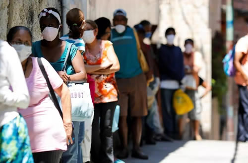 The situation of gender and humanitarian aid in the Venezuelan crisis