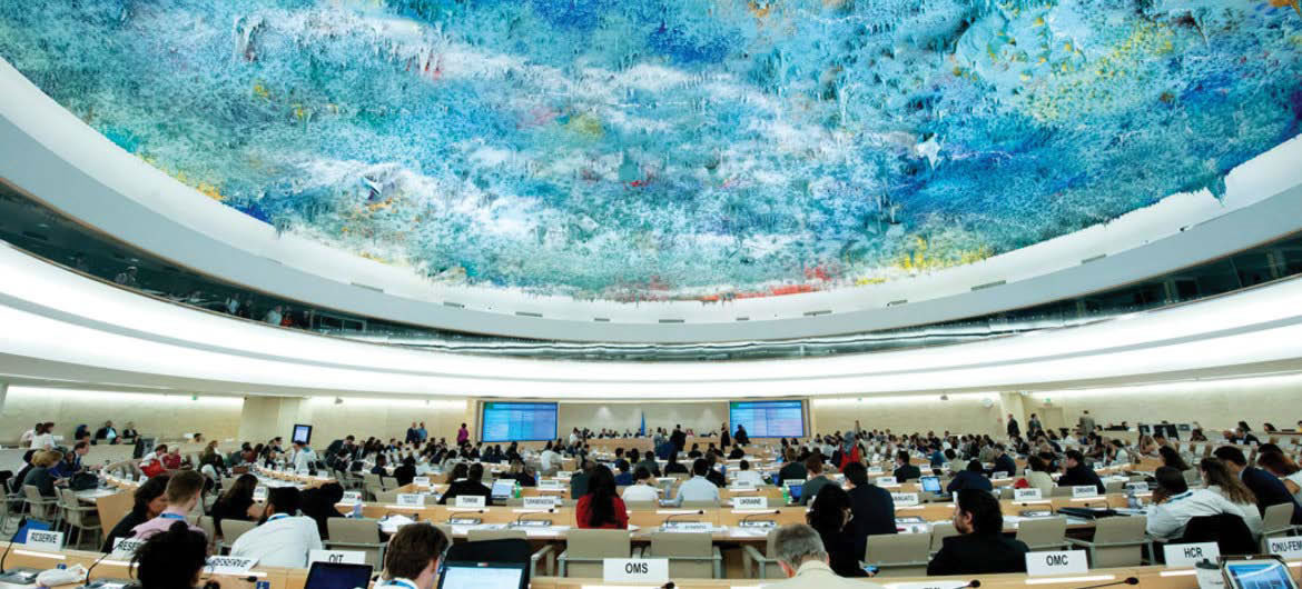 UN Human Rights Assembly